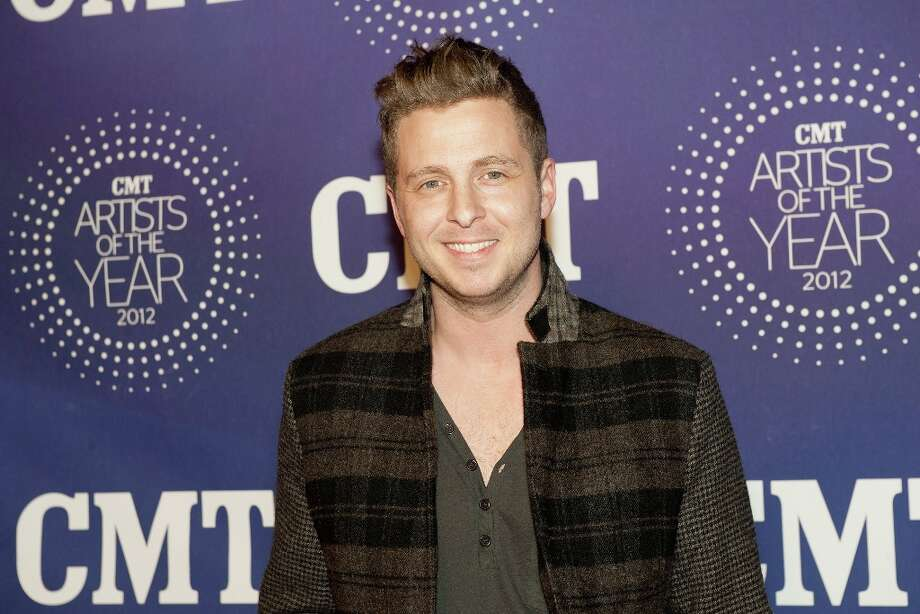 Ryan Tedder of One Republic attends the 2012 CMT Artists Of The Year Awardat The Factory At Franklin on December 3, 2012 in Franklin, Tennessee.  (Photo by Erika Goldring/Getty Images) Photo: Erika Goldring, Getty Images / 2012 Getty Images