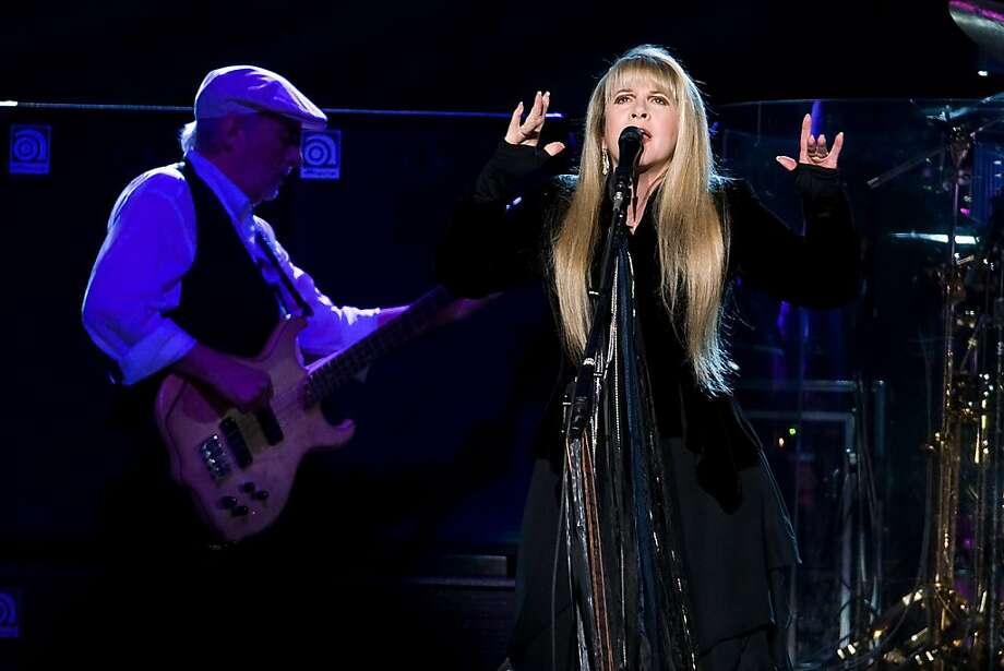 Stevie Nicks is not sure where the band fits in today's music industry. Photo: Charles Sykes, Associated Press