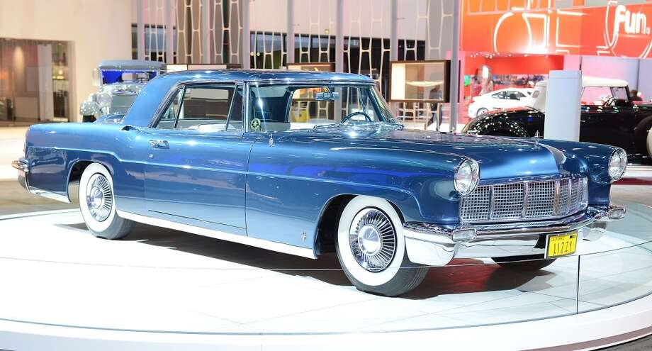 The 1956 Continental Mark II.  (Michael Kovac/Getty Images / Getty Images for Lincoln)