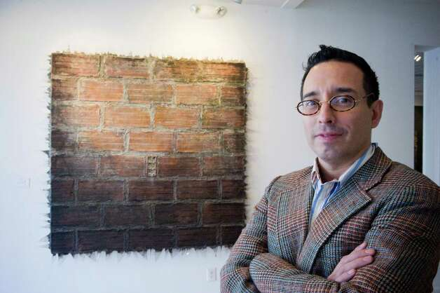 "The Fernando Luis Alvarez Gallery in Stamford will celebrate its third anniversary with an exhibition, ""3 Year Anniversary: 10 Artists, 10 Parties,"" which opens with a public reception on Friday, Dec. 14. Photo: Contributed Photo / Connecticut Post Contributed"