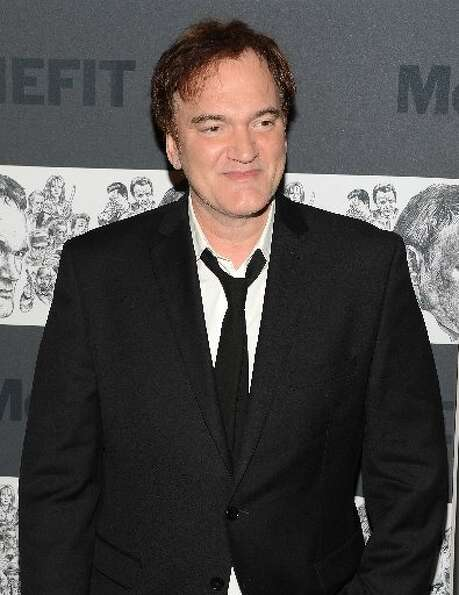 Filmmaker QuentinTarantino attends The Museum of Modern Art Film Benefit Honoring Quentin Tarantino