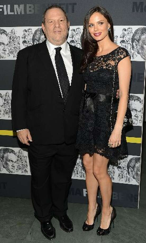 Film producer Harvey Weinstein and fashion designer Georgina Chapman attend The Museum of Modern Art Film Benefit Honoring Quentin Tarantino at MOMA on December 3, 2012 in New York City. (Photo by Andrew H. Walker/Getty Images) (Getty)