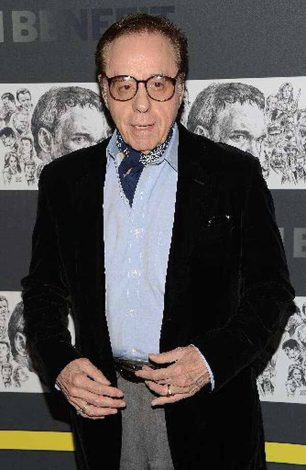 Peter Bogdanovich attends The Museum of Modern Art Film Benefit Honoring Quentin Tarantino at MOMA on December 3, 2012 in New York City. (Photo by Andrew H. Walker/Getty Images) (Getty)