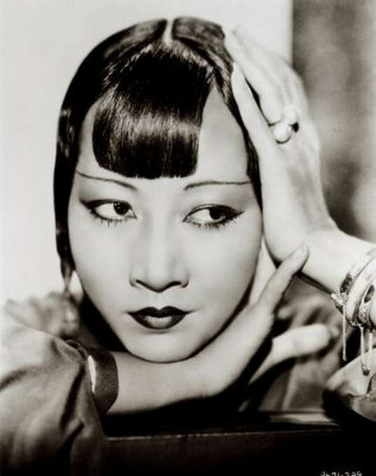 Anna May Wong:  Hollywood gave her a hard time and the strain took its toll, but at her most beautiful, in SHANGHAI EXPRESS, she rivaled Dietrich.