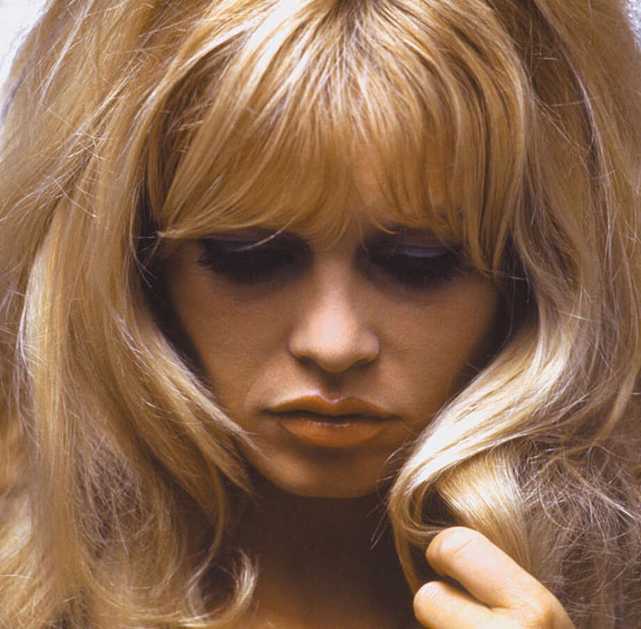 Brigitte Bardot:  French actress of the Fifties, Sixties and Seventies.
