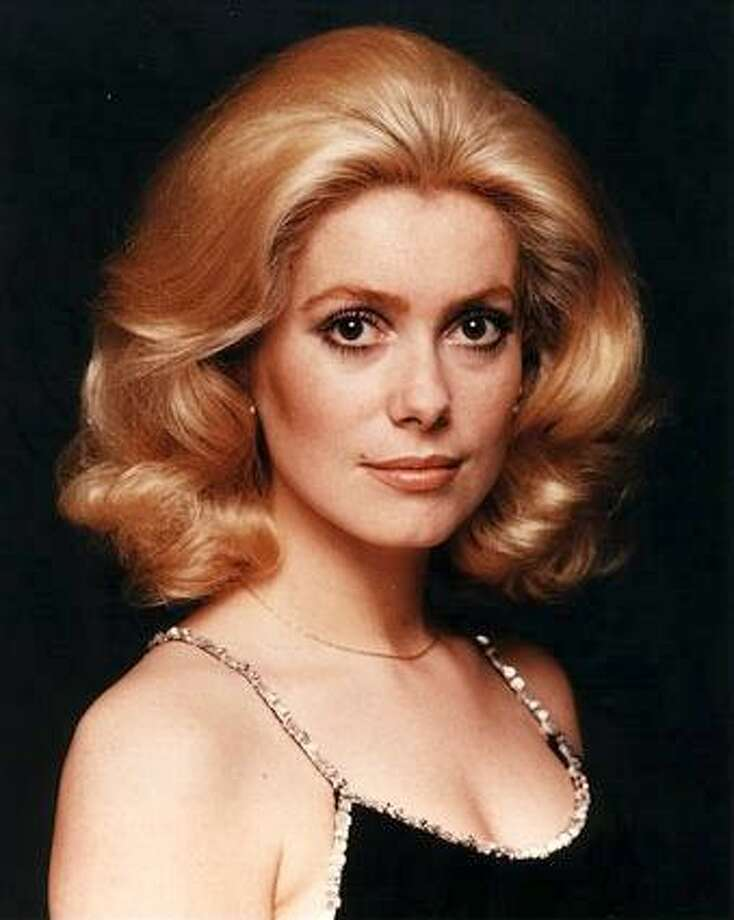 Catherine Deneuve:  No introduction required.