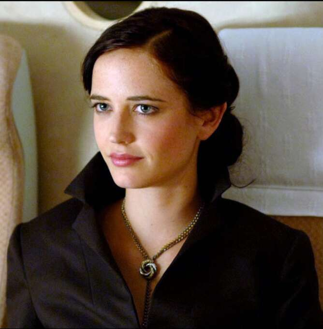 Eva Green:  French actress of French and American films.