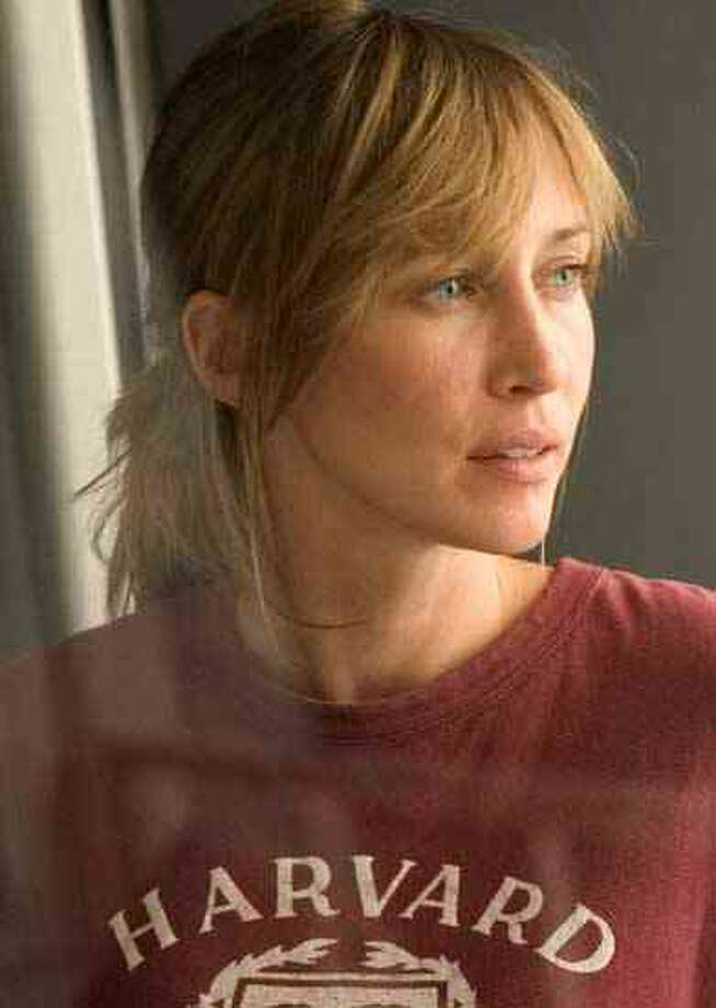 Vera Farmiga:  You either see it or you don't.