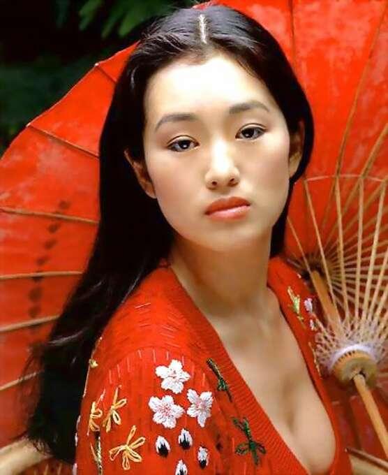 Gong Li:  Great Chinese actress.