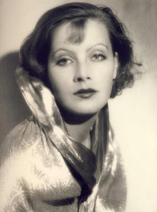 Greta Garbo:  Especially in her silent films.