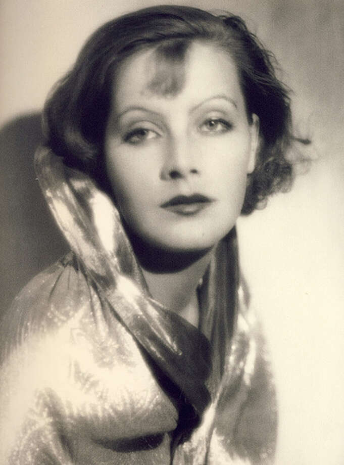 Greta Garbo:  Especially in her silent films.