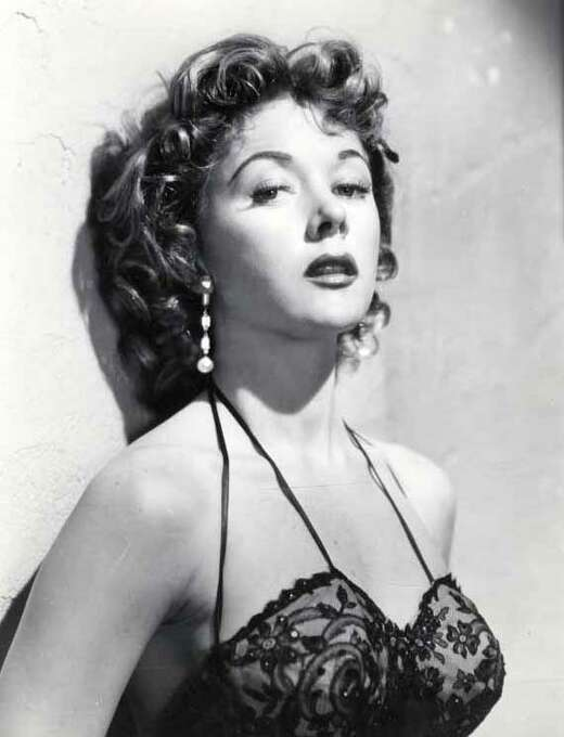 Gloria Grahame:  Because she looked like trouble.
