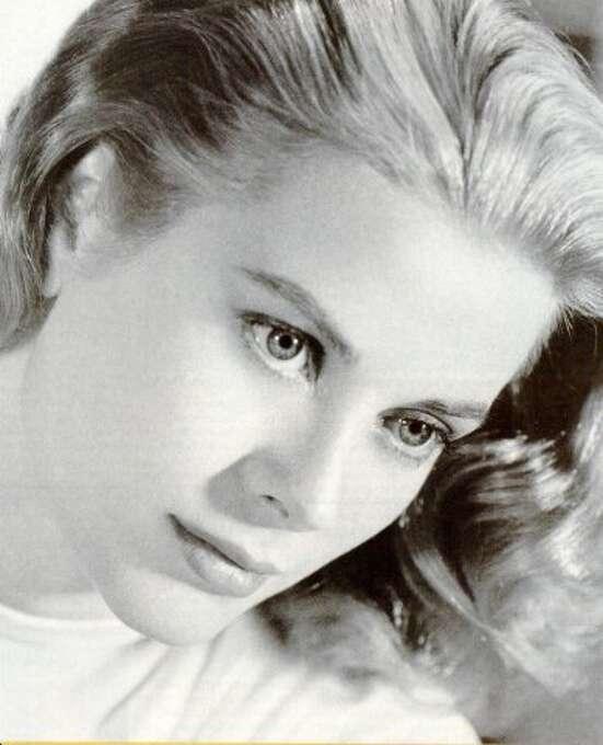 Grace Kelly:  By popular demand.