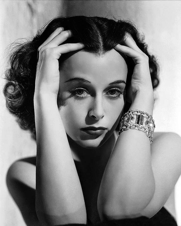 Hedy Lamarr:  She said that being a sex symbol consisted of doing nothing but standing around looking stupid.  She wasn't stupid.