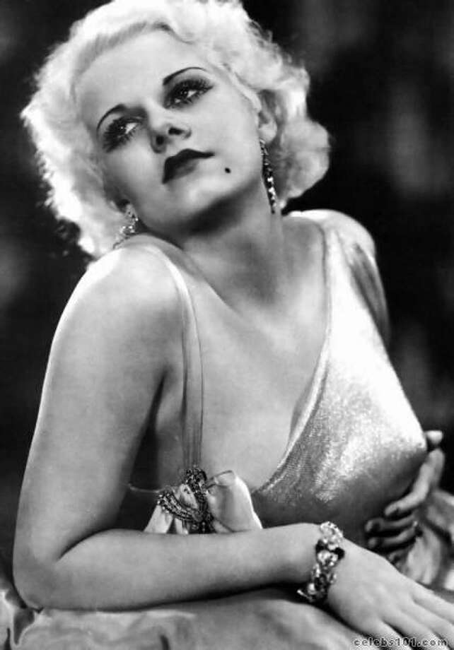 Jean Harlow:  A happy pagan.