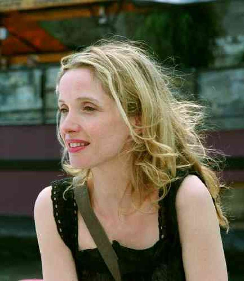Julie Delpy:  You already feel like you've been on a date with her.  And you already know what to do.  Keep your mouth shut and let her do all the talking.