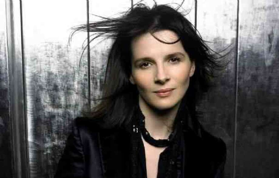 Juliette Binoche:  More beautiful in her forties than she was in her twenties.