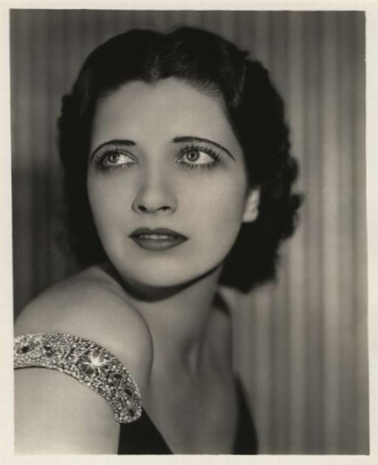 Kay Francis:  Offscreen, there was something wild about Kay Francis -- on screen, you could see it in her eyes.