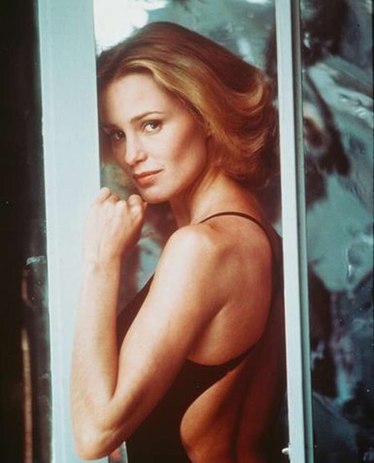 Jessica Lange:  The thinking man's sex symbol of the late 1970s and early '80s.