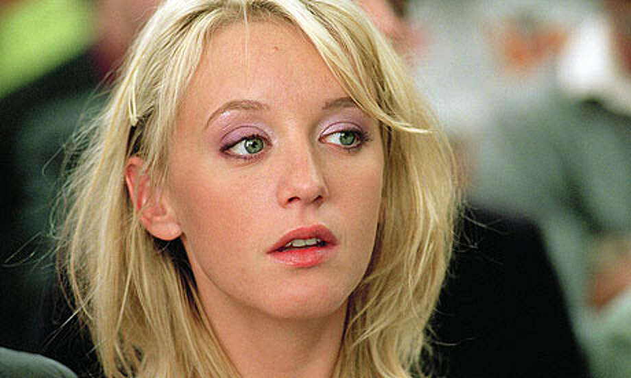 Ludivine Sagnier:  I wasn't going to say anything until you mentioned it. (thanks mrgumby2u)