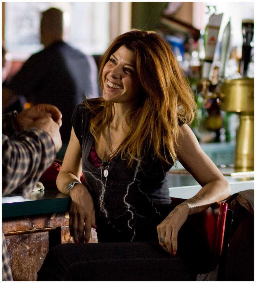 Marisa Tomei: Like Binoche, the past was just prelude.  At her most alluring in her forties.
