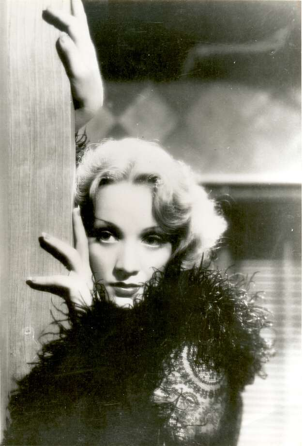 Marlene Dietrich:  I don't have to explain this to you.