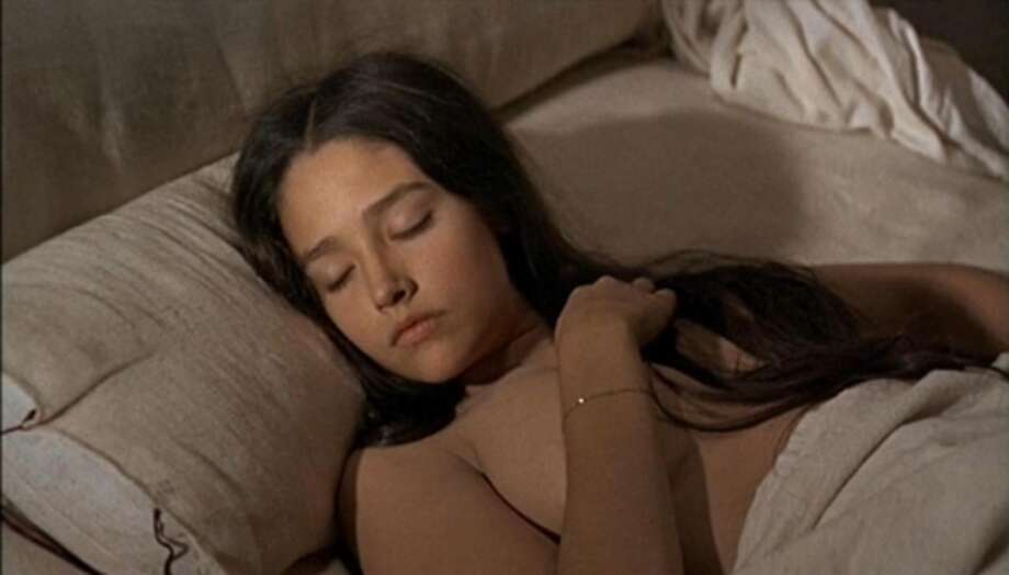 Olivia Hussey:  One of the ten women on this list that I've met.  And the prettiest teenager in history.