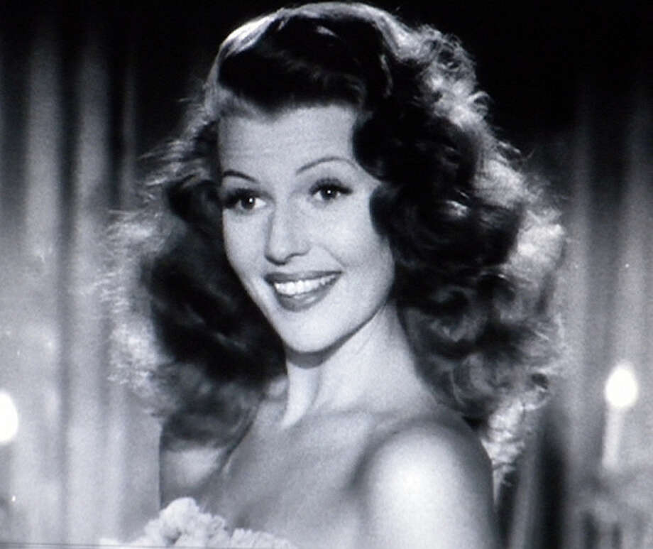 Rita Hayworth:  More by popular demand than anything else.