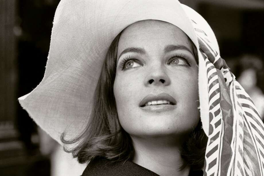 Romy Schneider:  Austrian actress in German and French movies.