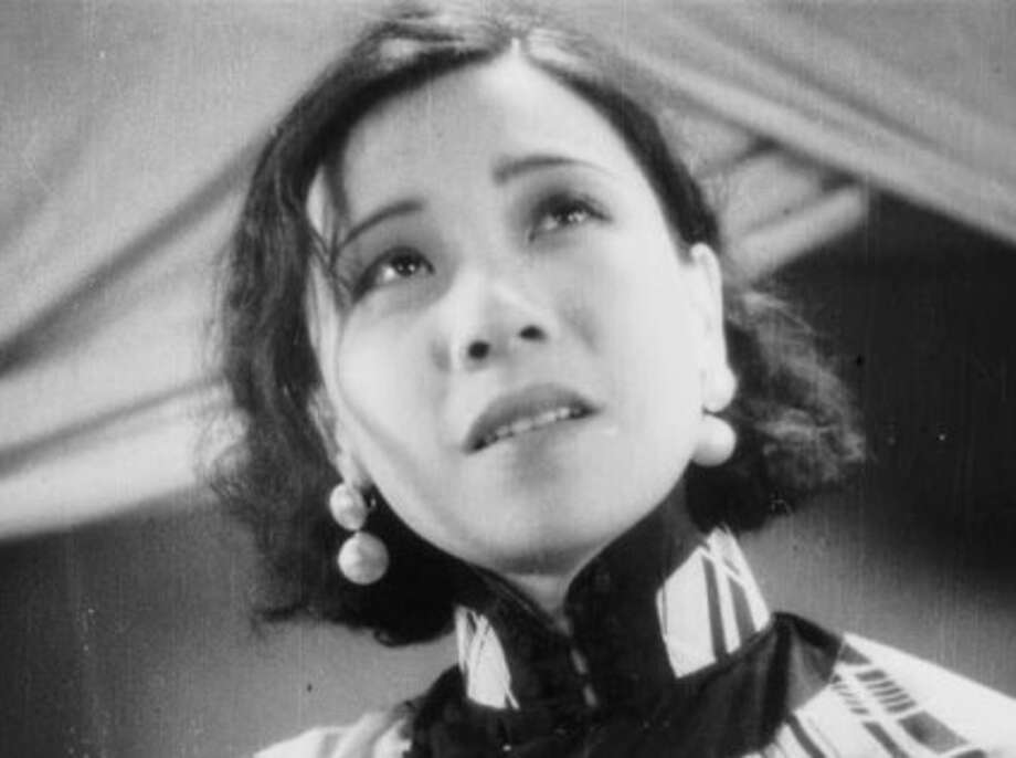 Ruan Lingyu: Gorgeous (perhaps not apparent in the photo) Chinese actress, the Greta Garbo of China, who committed suicide at the height of her fame (at age 24) in 1935.