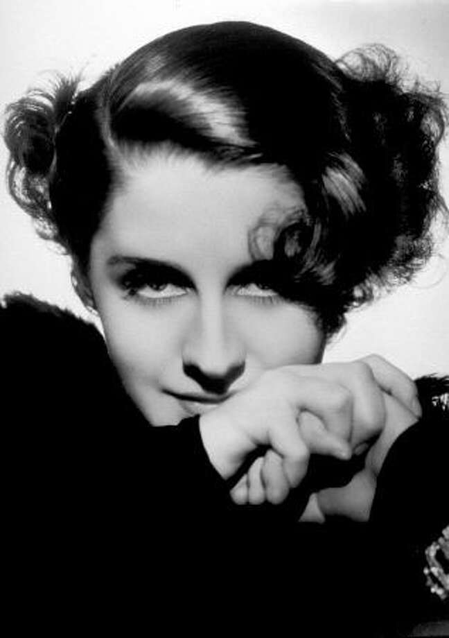Norma Shearer:  She radiated enormous desire, probably because she genuinely was attracted to co-stars like Clark Gable and Robert Montgomery.  She was the first actress to make it acceptable on screen to be unmarried and not a virgin.
