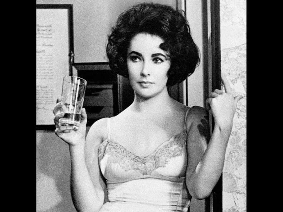 Elizabeth Taylor:  By popular demand. Photo: AP / AP1961