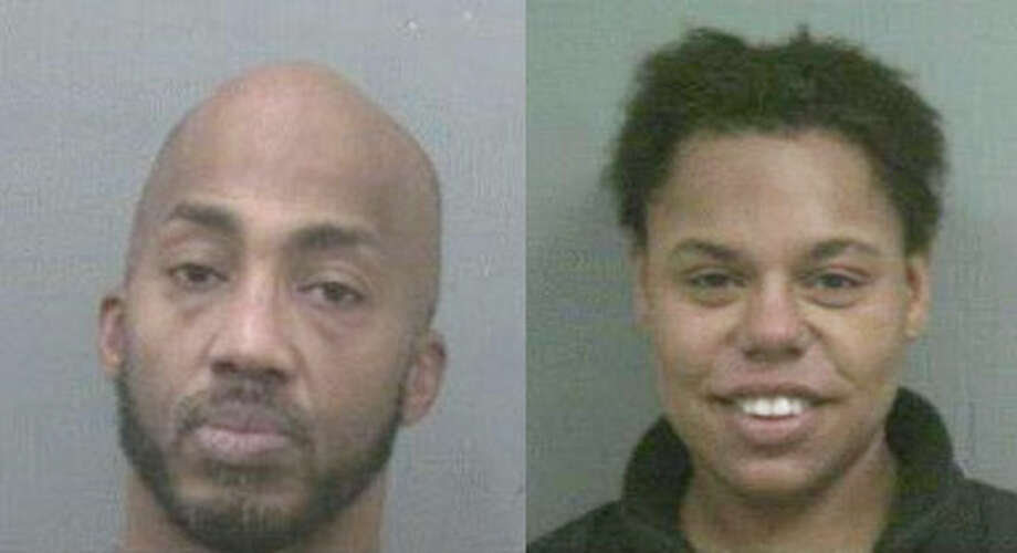 Kevin Bolden and Moneek Grant pleaded guilty to bank robbery in federal court. Photo: Contributed Photo