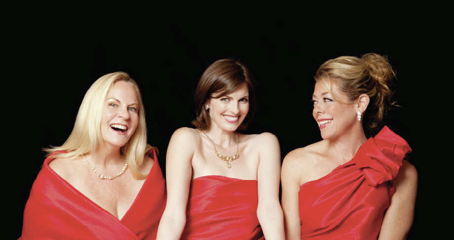 Talented vocalists Alecia Evans, Cadden Jones and Linda Sue Moshier make up the trio known as Nobody's Business. The group performs Saturday, Dec. 8, at The Silo in New Milford. Photo: Contributed Photo