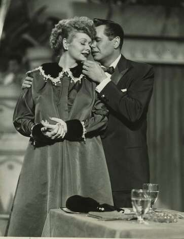 OTHER FAMOUS REDHEADS: Lucille Ball Photo: CBS