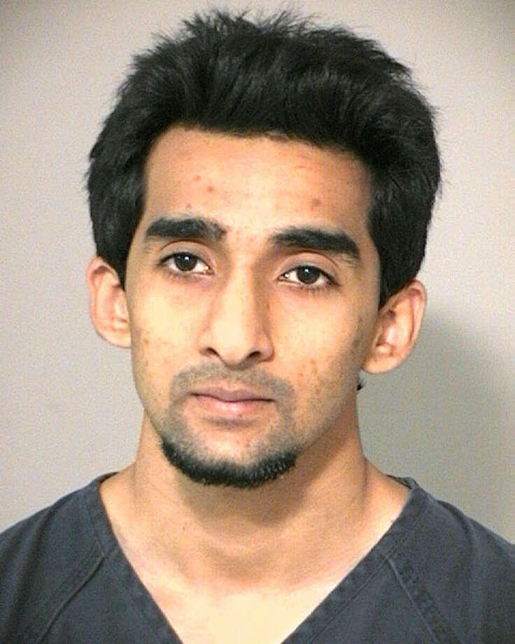 Umer Usman Sayyed was convicted on a charge of failure to identify to a peace officer. Photo: Sugar Land PD