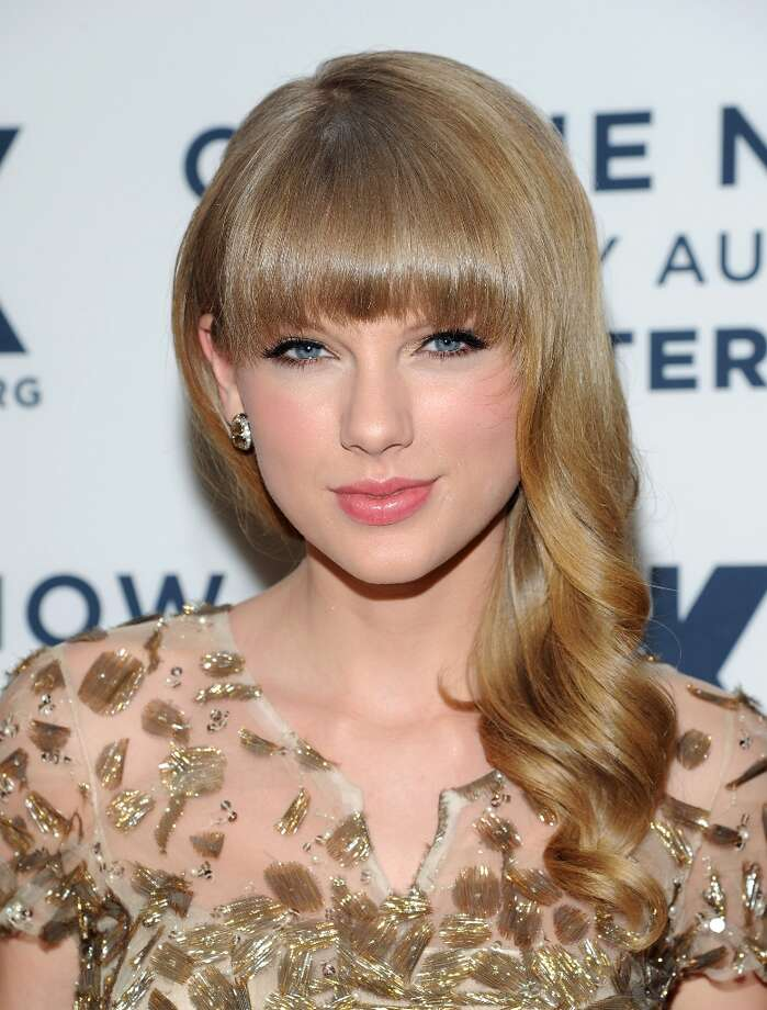Singer Taylor Swift attends the Robert F. Kennedy Center for Justice and Human Rights 2012 Ripple of Hope awards at the Marriott Marquis Hotel on Monday Dec. 3, 2012 in New York. (Photo by Evan Agostini/Invision/AP) Photo: Evan Agostini, Associated Press / Invision