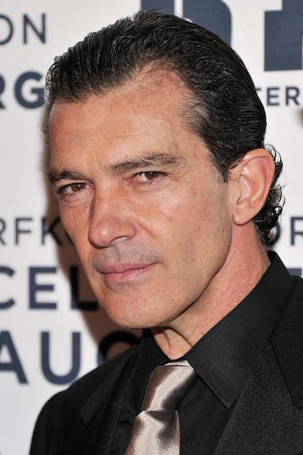 Actor Antonio Banderas attends the 2012 Ripple Of Hope Gala at The New York Marriott Marquis on December 3, 2012 in New York City.  (Photo by Stephen Lovekin/Getty Images) Photo: Stephen Lovekin, Getty Images / 2012 Getty Images