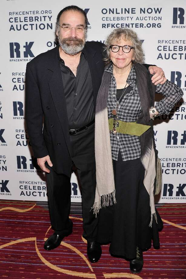 Actor Mandy Patinkin (L) and Kathryn Grody attend the 2012 Ripple Of Hope Gala at The New York Marriott Marquis on December 3, 2012 in New York City.  (Photo by Stephen Lovekin/Getty Images) Photo: Stephen Lovekin, Getty Images / 2012 Getty Images