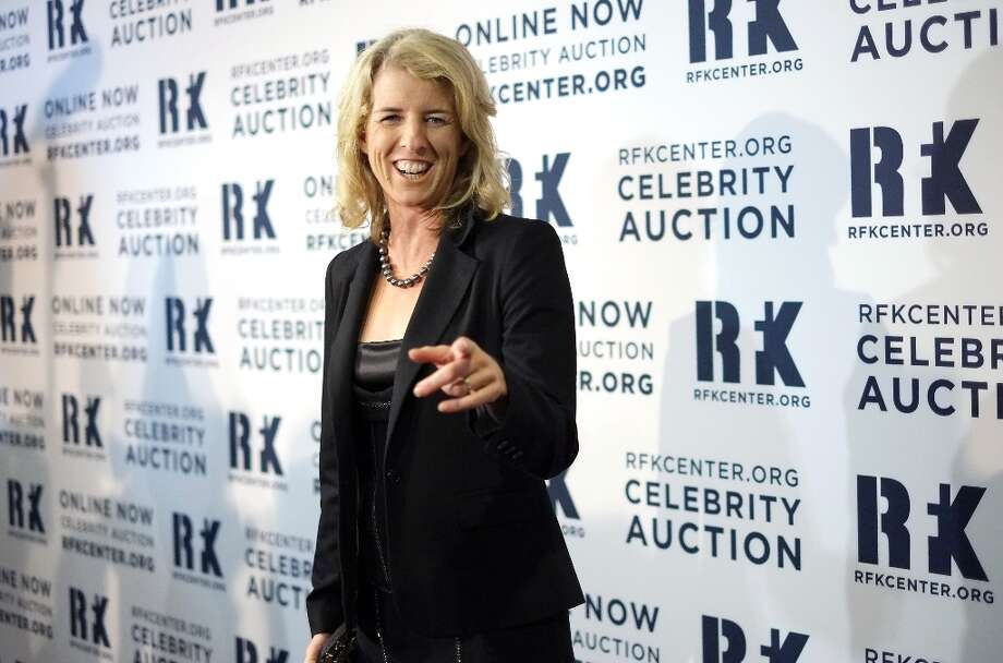 Filmmaker Rory Kennedy attends the Robert F. Kennedy Center for Justice and Human Rights 2012 Ripple of Hope awards at the Marriott Marquis Hotel on Monday Dec. 3, 2012 in New York. (Photo by Evan Agostini/Invision/AP) Photo: Evan Agostini, Associated Press / Invision