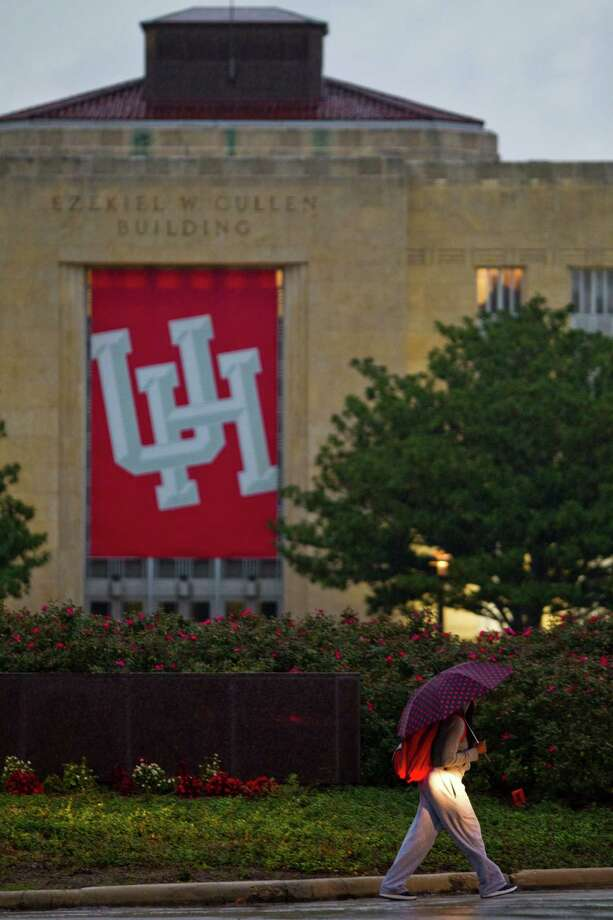 Houston was No. 9 for major metro college students in the American Institute for Economic Research study. Photo: Nick De La Torre, Houston Chronicle / © 2012  Houston Chronicle