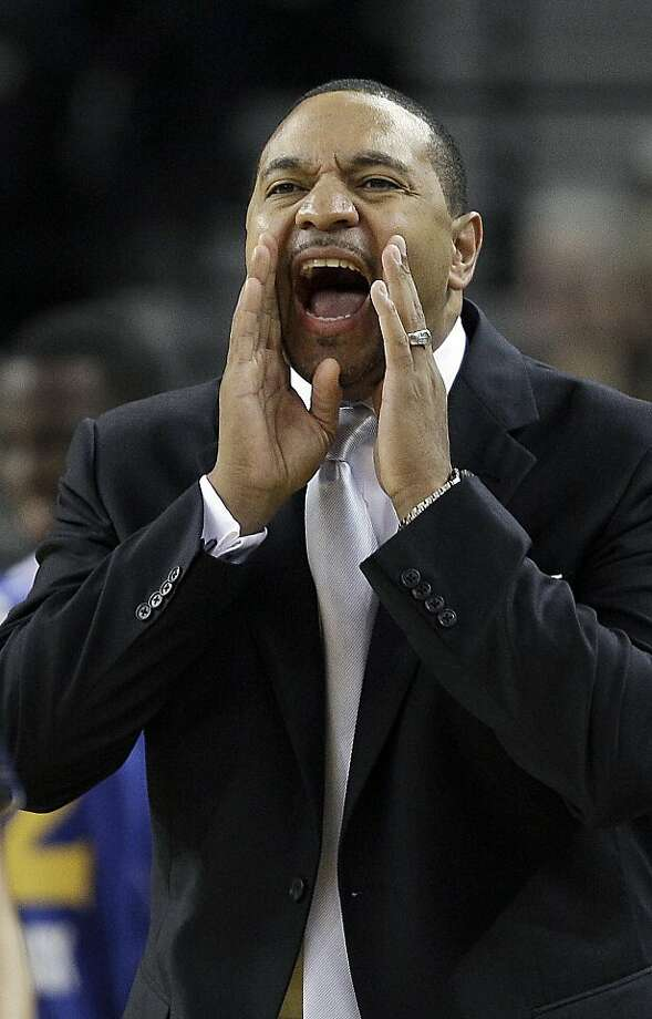 "Mark Jackson: ""We'll take care of our own business and not worry about anybody else."" Photo: Jeff Chiu, Associated Press"