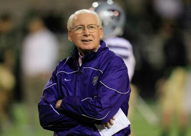 COACH OF THE YEAR Bill Snyder, Kansas State: Directed the Wildcats to a share of only their third conference championship since 1934. Despite being picked in the middle of the Big 12 before the season, Snyder led KSU to its first No. 1 position in the BCS in school history before a late-season loss to Baylor. The Wildcats led the nation in turnover margin, punt returns and kickoff returns and finished third in fewest penalties. Snyder is the Big 12's only finalist for the Eddie Robinson Award given to the nation's top coach. Photo: LM Otero, Associated Press / AP