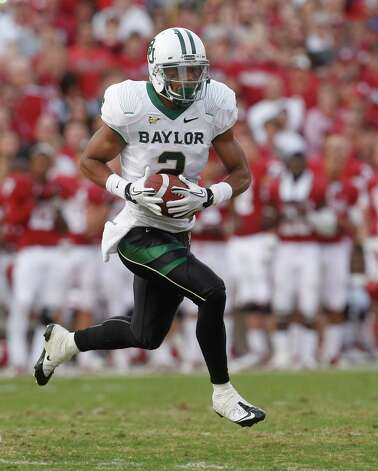 FIRST TEAM OFFENSE  WR: Terrance Williams, BU, 6-2, 205, Sr., Dallas (W.T. White) Photo: Sue Ogrocki, Associated Press / AP