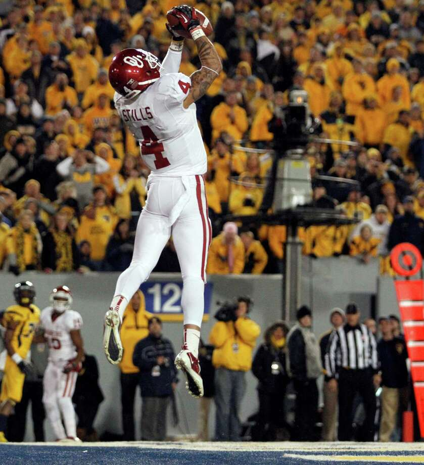 SECOND TEAM OFFENSE  WR: Kenny Stills, OU, Jr. Photo: Justin K. Aller, Getty Images / 2012 Getty Images