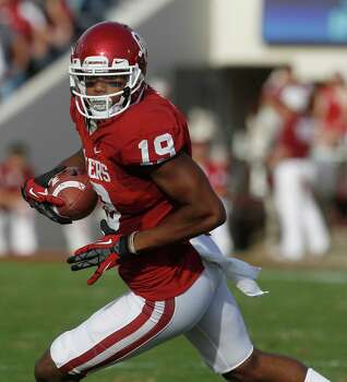SECOND TEAM OFFENSE  All-purpose: Justin Brown, OU, Sr. Photo: Sue Ogrocki, Associated Press / AP