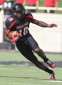 SECOND TEAM OFFENSE  WR: Eric Ward, TT, Jr. Photo: Zach Long, AP Photo/Lubbock Avalanche-Journal / Lubbock Avalanche-Journal