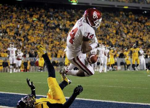 SECOND TEAM DEFENSE DB: Aaron Colvin, OU, Jr. Photo: Justin K. Aller, Getty Images / 2012 Getty Images