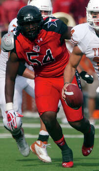 SECOND TEAM DEFENSE DL: Dartwan Bush, TT, Jr. Photo: Albert Cesare, Associated Press / The Odessa American