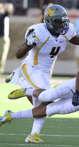 SECOND TEAM DEFENSE LB: Josh Francis, WVU, Sr. Photo: Scott MacWatters, AP Photo/Lubbock Avalanche-Journal / Lubbock Avalanche-Journal